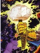 Mjolnir (Earth-9602) from Thorion of the New Asgods Vol 1 1 0001.jpg