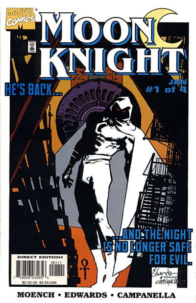 Moon Knight Vol 3 1