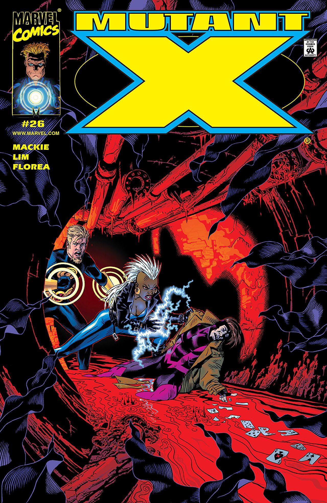 Mutant X Vol 1 26