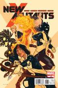 New Mutants Vol 3 38