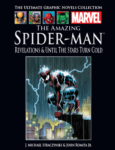 Official Marvel Graphic Novel Collection Vol 1 22
