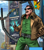 Otto Octavius (Earth-TRN493) from Spider-Man Unlimited (video game).png