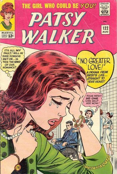 Patsy Walker Vol 1 122