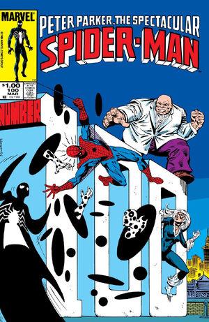 Peter Parker, The Spectacular Spider-Man Vol 1 100.jpg