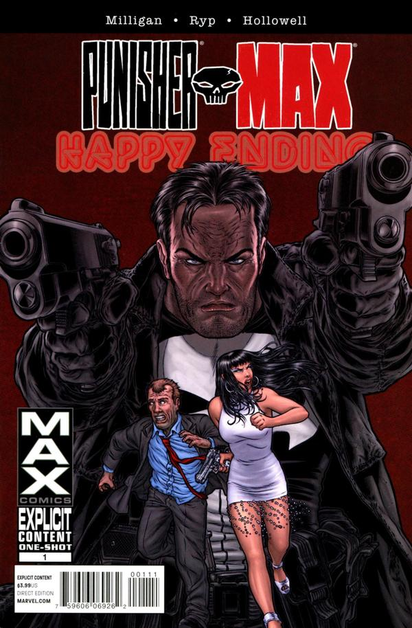 Punisher Max: Happy Ending Vol 1 1