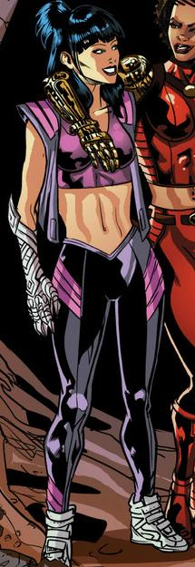 Ren Kimura (Earth-616)