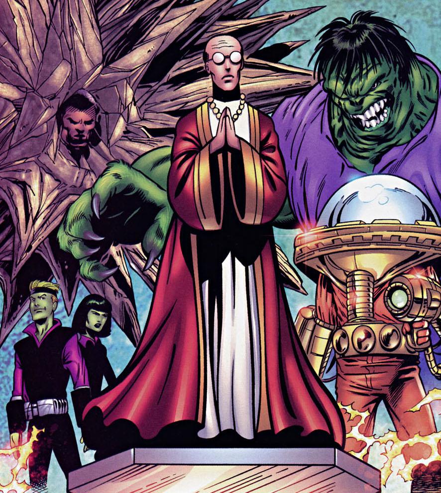 Riot Squad (Earth-616)