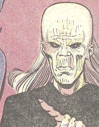 Señor Muerte (Terrorist) (Earth-616)