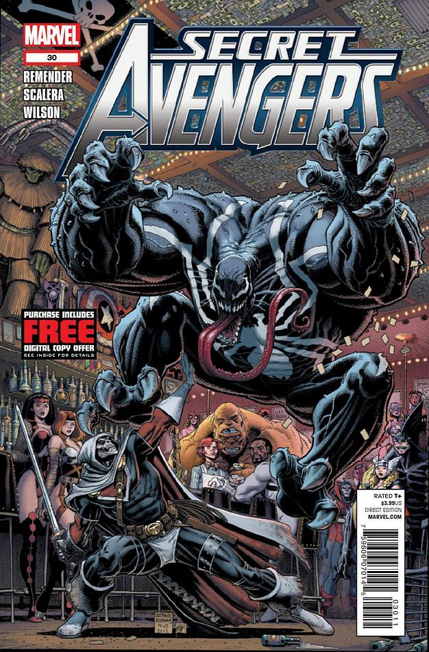 Secret Avengers Vol 1 30