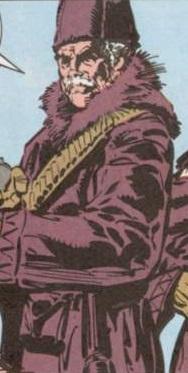 Sergeant Doolin (Earth-616)