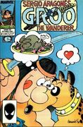 Sergio Aragonés Groo the Wanderer Vol 1 32