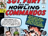 Sgt. Fury Vol 1 1