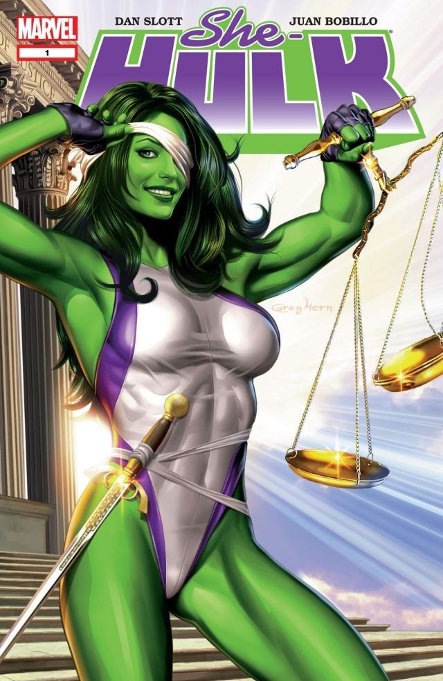 She-Hulk TPB Vol 1 3