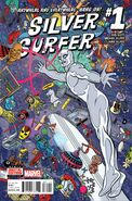 Silver Surfer Vol 8 1