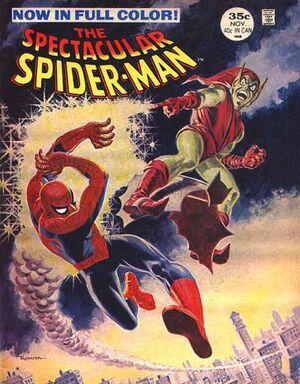 Spectacular Spider-Man Magazine Vol 1 2.jpg