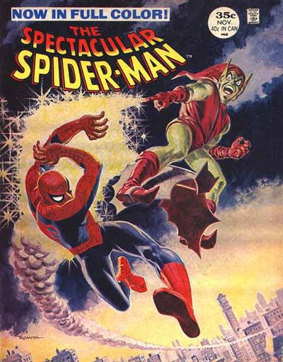 Spectacular Spider-Man Magazine Vol 1 2
