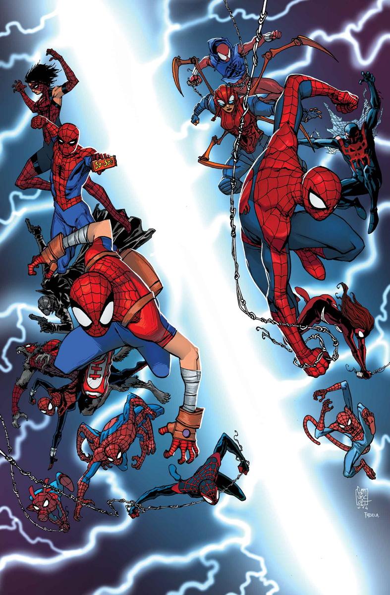 Spider-Verse Vol 1 1 Textless.jpg