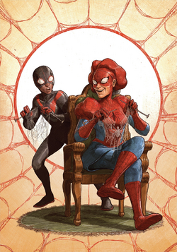 Spider-Verse Vol 3 2 Textless.png
