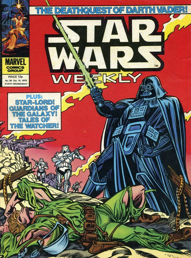 Star Wars Weekly (UK) Vol 1 85