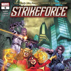Strikeforce Vol 1 6