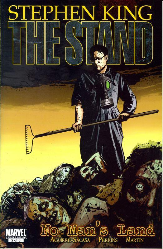 The Stand: No Man's Land Vol 1 2