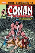 True Believers Conan - Resurrection Vol 1 1