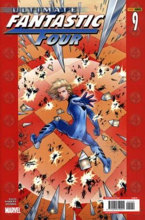Ultimate Fantastic Four (ES) Vol 1 9.jpg