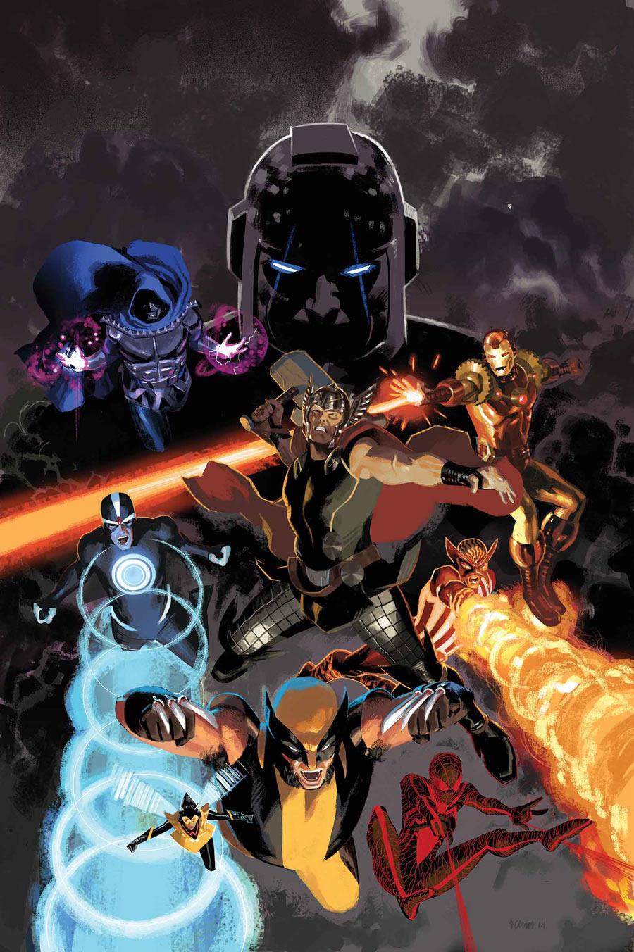 Avengers Universe (UK) Vol 1 11