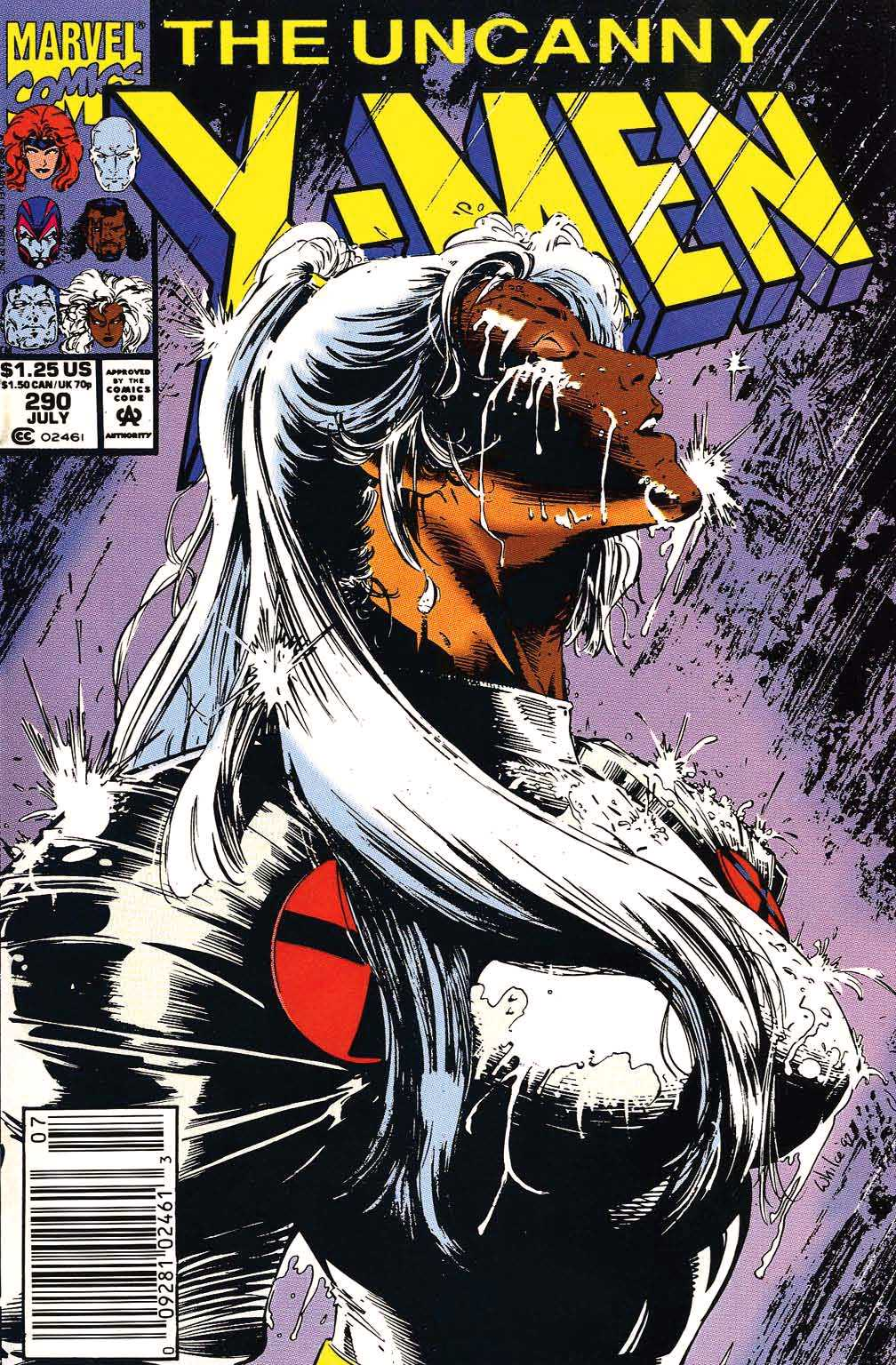 Uncanny X-Men Vol 1 290