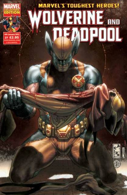 Wolverine and Deadpool Vol 2 27