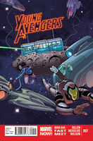 Young Avengers Vol 2 7