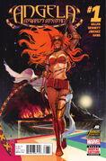 Angela Asgard's Assassin Vol 1 1