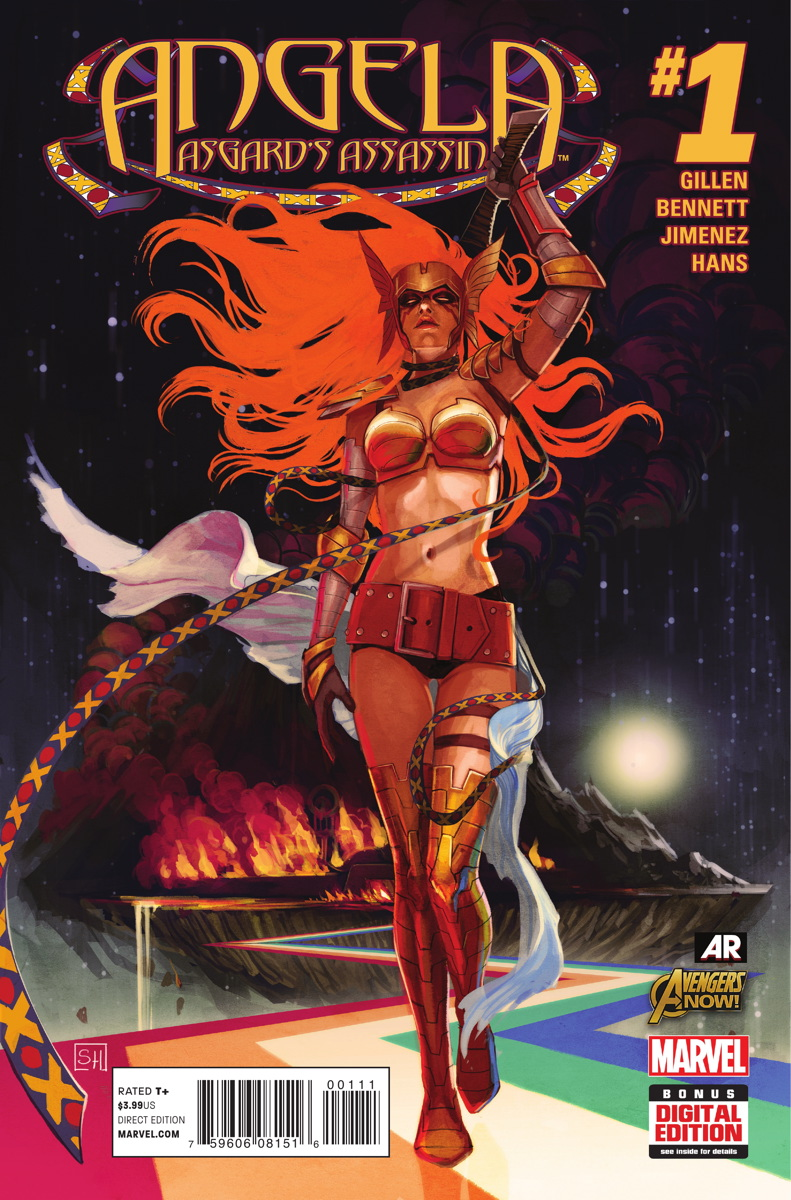 Angela: Asgard's Assassin Vol 1 1