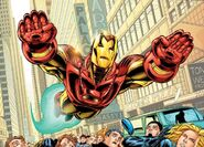 Anthony Stark (Earth-616) from Iron Man Vol 3 1 001