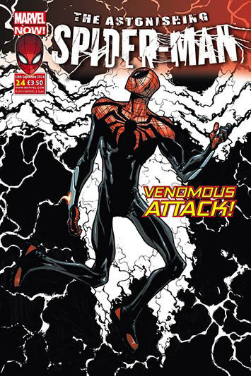 Astonishing Spider-Man Vol 4 24