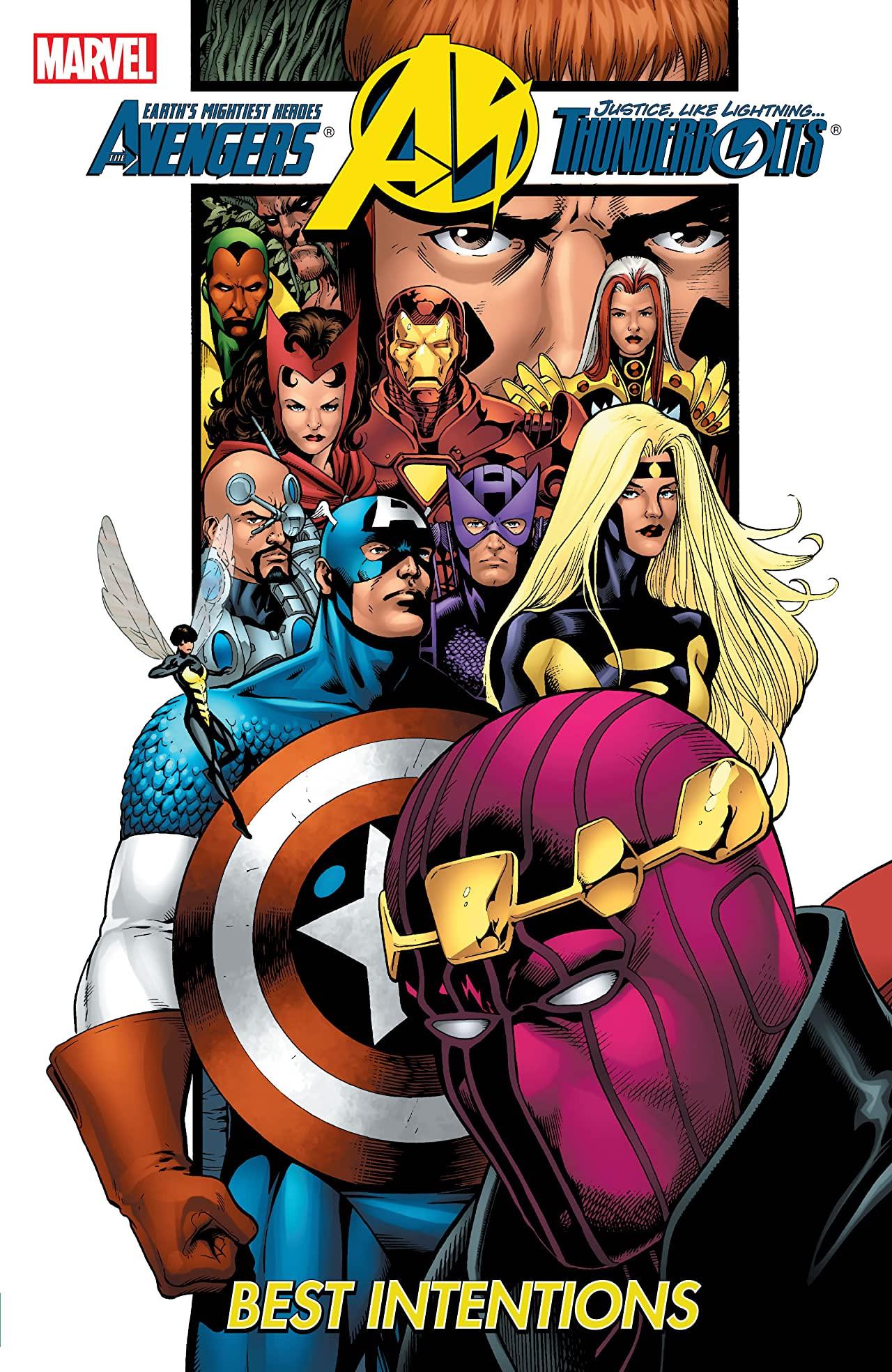 Avengers/Thunderbolts TPB Vol 1 2: Best Intentions