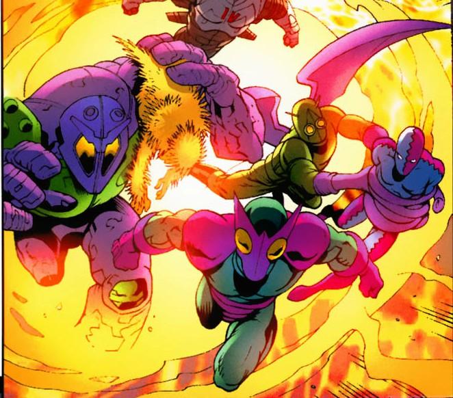 Beetles (Thunderbolts Army) (Earth-616)