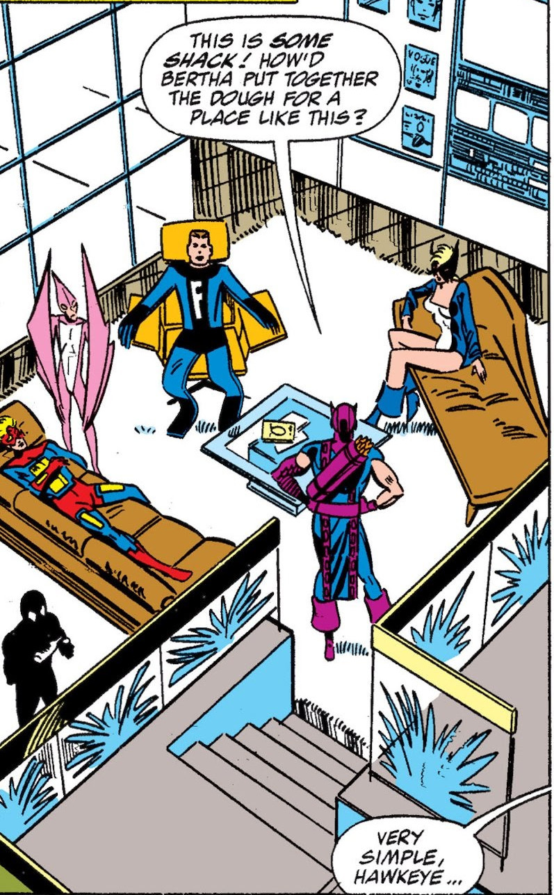 Great Lakes Avengers Headquarters