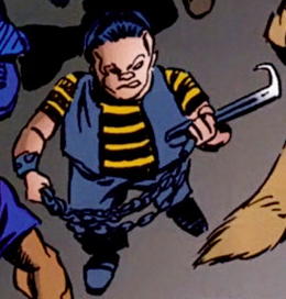 Blunt (Earth-616) from X-Men- The Hidden Years Vol 1 10.png