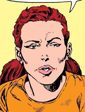 Carolyn Parmentor (Earth-616)