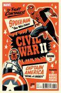 Civil War II Vol 1 3 Cho Variant