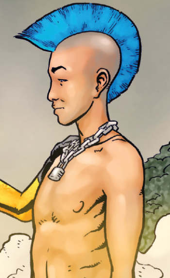 Daisuke (Inhuman) (Earth-616)