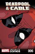 Deadpool & Cable Split Second Infinite Comic Vol 1 6