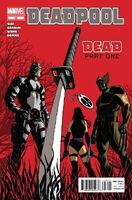 Deadpool Vol 4 50