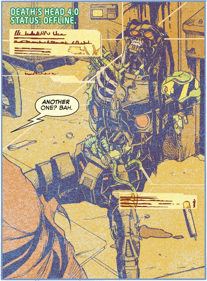 Death's Head IV (Earth-616)