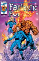 Fantastic Four Vol 3 40