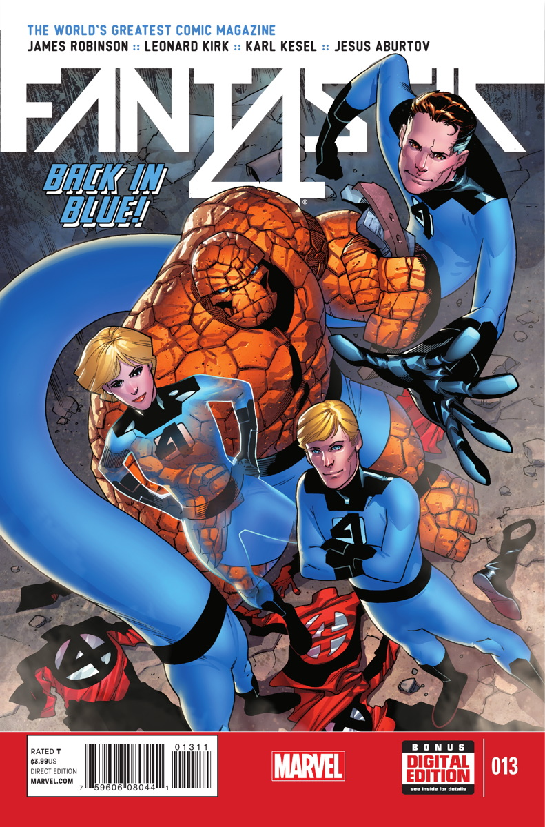 Fantastic Four Vol 5 13