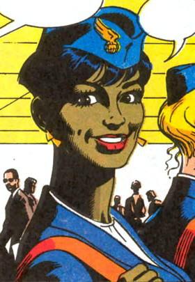 Felicia McBride (Earth-616)