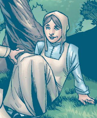 Gloria Knoblach (Earth-616)