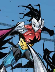 Hive (Poisons) (Earth-17952) Members-Poison Captain Marvel from Venomized Vol 1 2 001.png